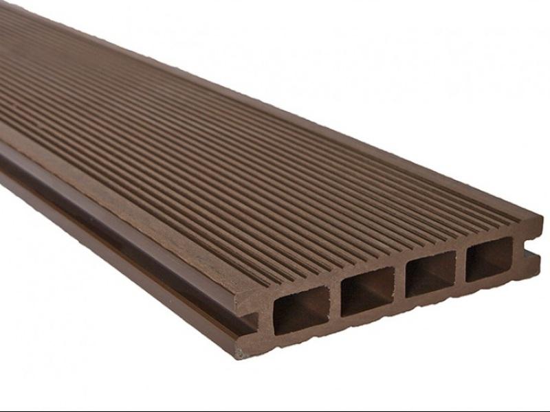 Produto - ENARQPLUS - QP101 Deck Compósito Cast. 2200x135x55 mm